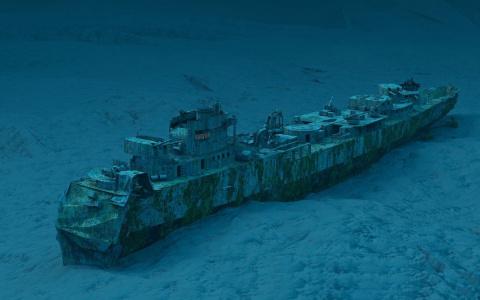 Тайна пропавших кораблей со дна моря