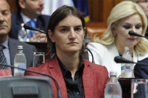 Новый премьер Сербии объявил…