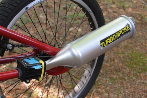 Трещотка для велосипеда - второе рождение