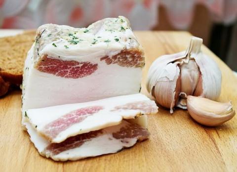 Удивительно полезный продукт для здоровья в холодное время года.  Свиное...