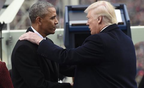 Обама готов поработать временным президентом, пока Трамп проходит психиатрическую экспертизу