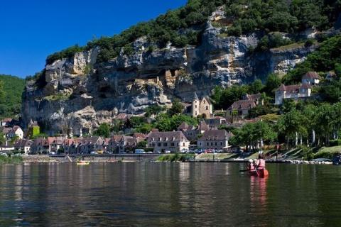 Деревня Ла-Рок-Гажак - очарование французской провинции