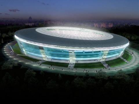 В первом матче на «Донбасс А…