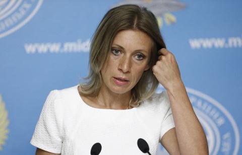 Захарова прокомментировала слова Маккейна о Лаврове