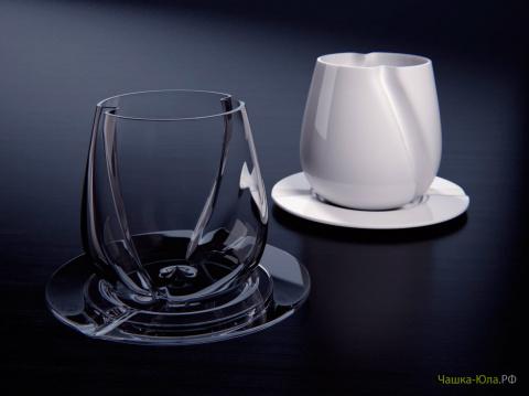 Удивительная чашка  способна перемешивать сахар без использования чайной ложечки