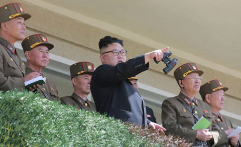 Действительно ли Трамп нападет на КНДР?  The Beijing News, Китай