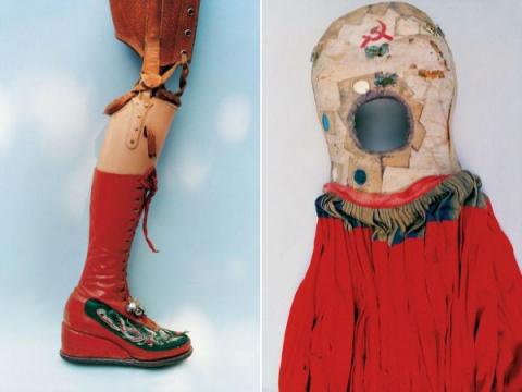 Шкаф Фриды Кало был открыт спустя 50 лет после её смерти и вот что в нём было спрятано