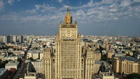 В МИД России обнаружили нестыковки во французском докладе по химическому оружию в Сирии