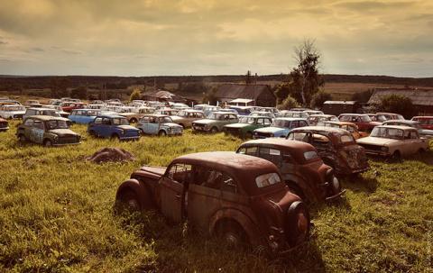 Коллекция автомобилей Михаил…