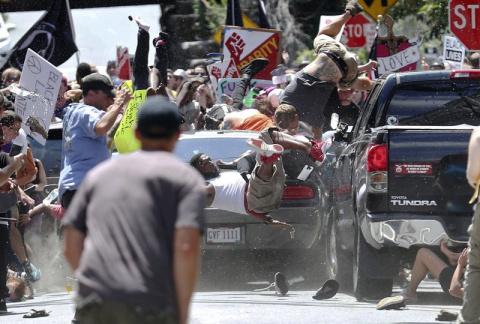 Кровавое шествие в Вирджинии