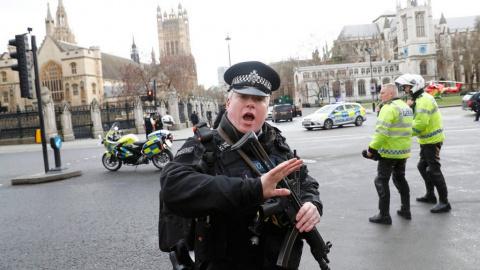 Теракт в Лондоне и ценности. Дмитрий Дробницкий