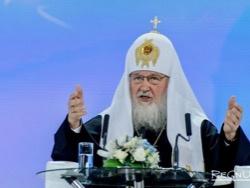 Патриарх Кирилл сообщил о пр…