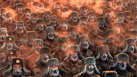 20 убойных фотографий, которые способны вас удивить