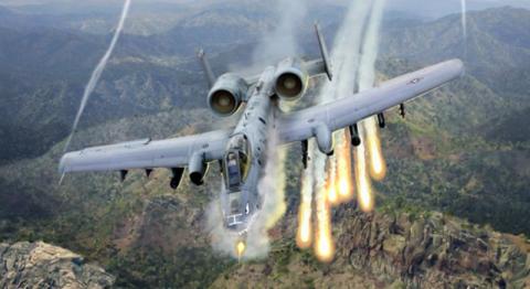 Авиация против танков (часть 15)