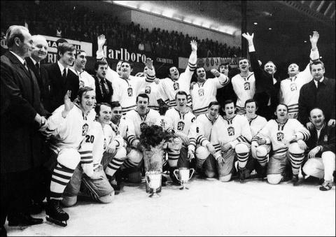 Чемпионат мира по хоккею 1976