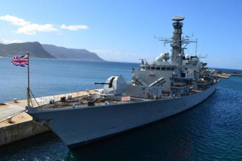 Новый ВМФ Британии назвали «чушью собачьей». Военные НАТО сдулись?