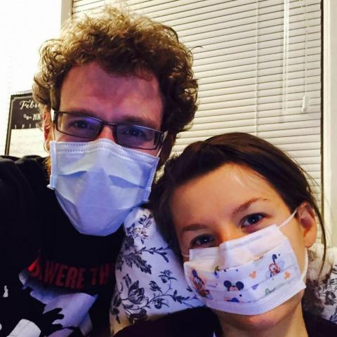 У этой женщины аллергия на всё, включая мужа