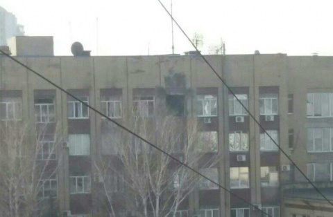 Теракт в Донецке: подробности