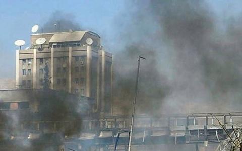 Посольство РФ в Дамаске дваж…