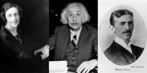 11 гениев с крайне странными привычками