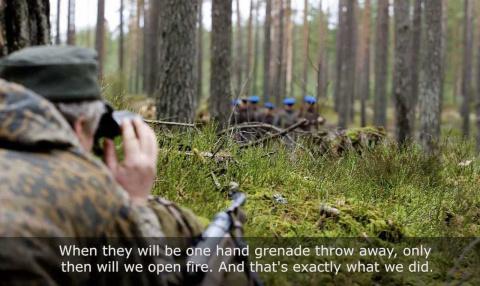 Прибалтийский неонацизм на службе НАТО. Владислав Гулевич