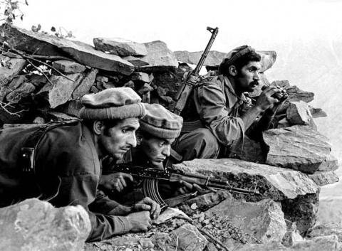 Афганская война: как спецназ…