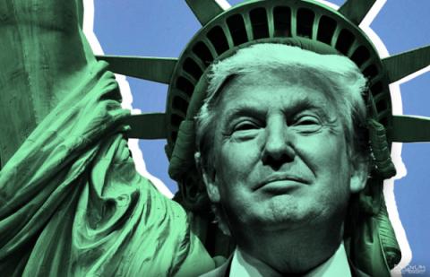 Трамп наносит первый удар по Ирану