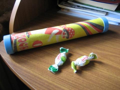 Волшебная труба детства:)