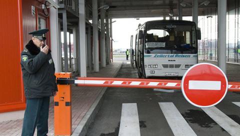 Польских дипломатов не пустили в Россию через границу с Белоруссией