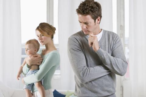 Сниму для жены и ребенка ква…