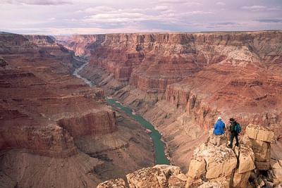 Большой каньон не такой уж древний
