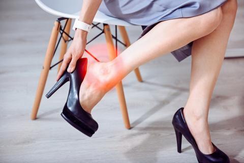 Вот как правильно подобрать туфли на каблуке. Выбираю только такие