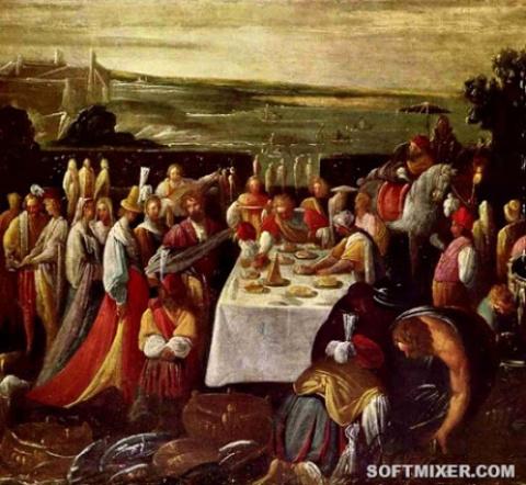 Кухня средневековья: Кушанья и питиё
