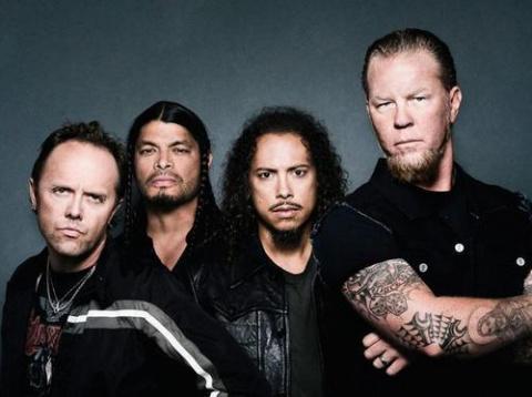 ЗАРУБЕЖКА. Группа Metallica