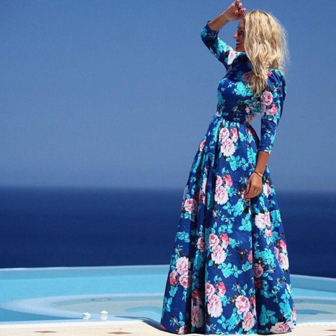 6 привычек, от которых стоит избавиться женщинам после 50. Как и с чем носить длинные платья