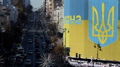 Россия породила нынешнюю Украину и ей расхлебывать