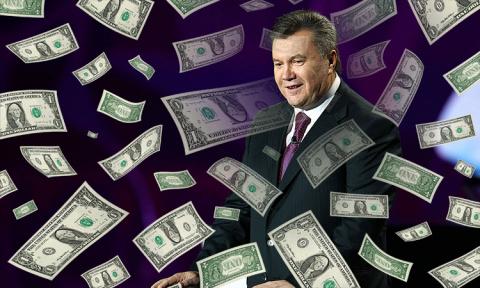 Янукович оплатил США свой провал