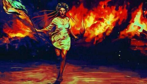 Агония Украины