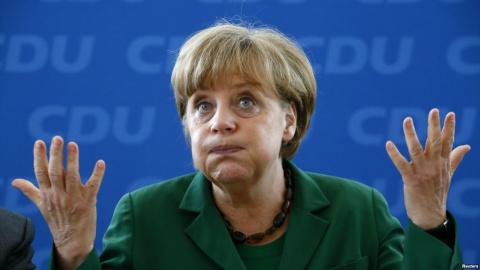 Германия не сошла с ума, что…