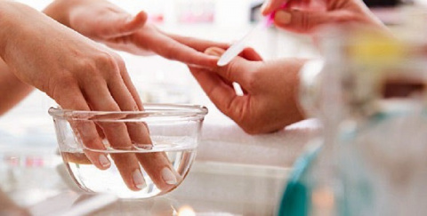 Трюк для идеальной кожи рук:…
