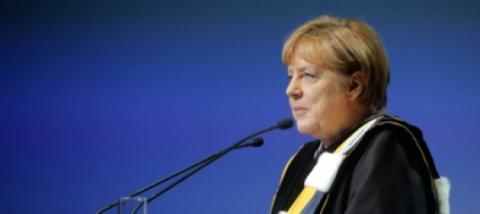 Перед инаугурацией Трампа Меркель неожиданно разжаловала США в ненадежные партнеры