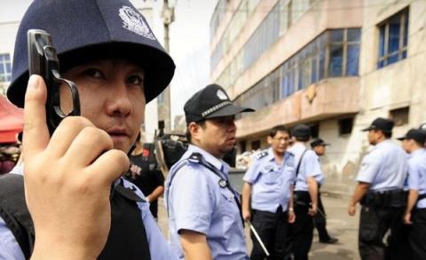 ВКитае неизвестные напали н…