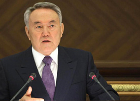 Назарбаев: соглашение Ирана …