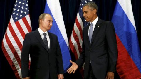 Пресса Британии: Путин и рос…