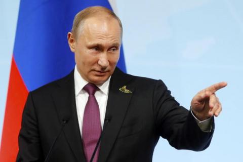 Путин указал на дверь 755 ди…