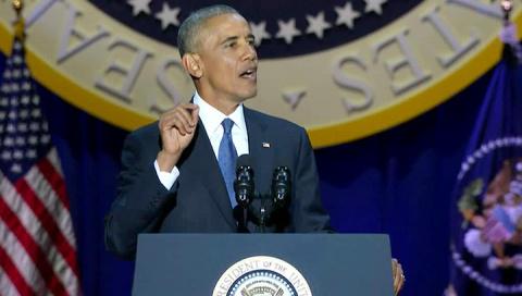 Обама вернется для борьбы с Трампом