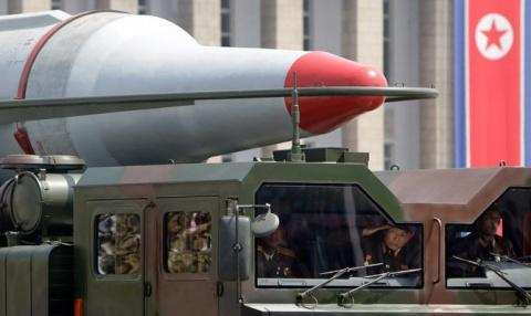 Ядерная Северная Корея: репе…