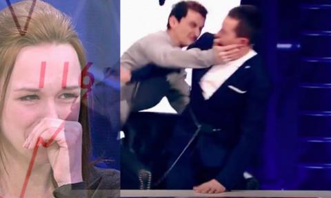 Муж Дианы Шурыгиной избил ее…