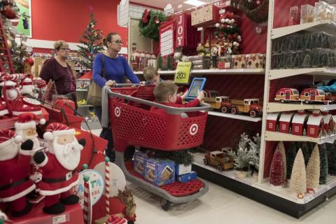 Инфляция в США ускорилась в ноябре