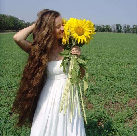 Волшебный рецепт здоровых волос из трех простых ингредиентов